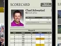 PGA Championship Mobile Site
