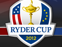 PGA Ryder Cup Mobile Site